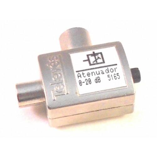 TELEVES Zayıflatıcı 0 - 20 dB. Ayarlanabilir