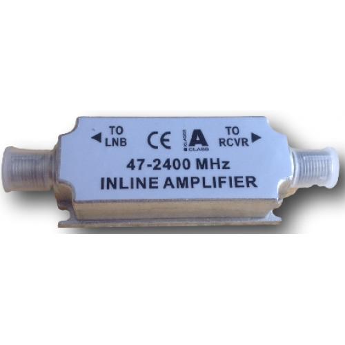 VHF/UHF + UYDU Hat Kuvvetlendirici