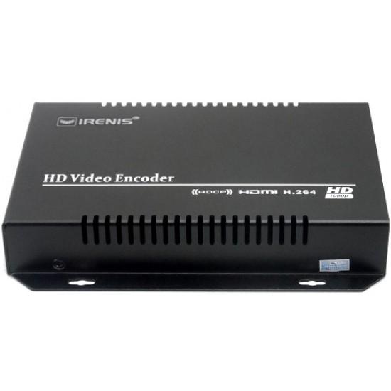 IRENIS HDE-264 IPTV Encoder HDMI giriş