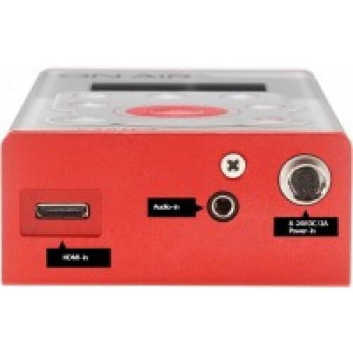 miniCASTER IPTV Encoder HDMI, A/V giriş