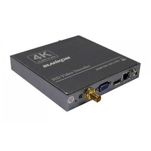 BLANKOM HDD-275 4K Decoder