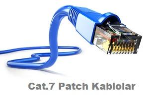 Cat7 Kategori 7 Kablo