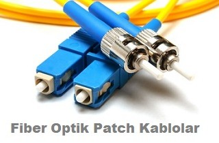 Fiber Optik Patch Kablo