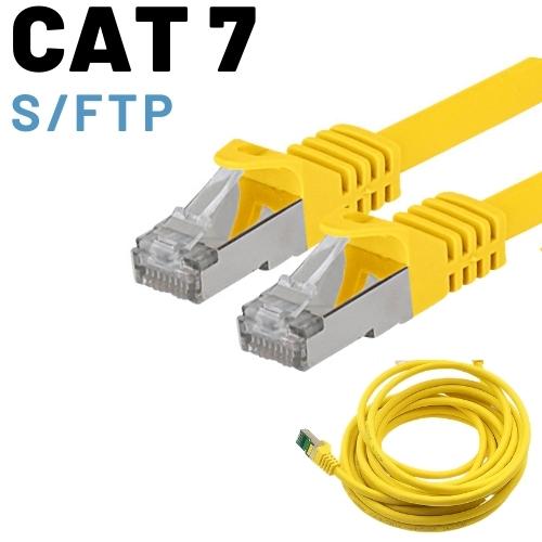 IRENIS CAT7 S/FTP LSZH Ethernet Network Lan Kablosu, 7.50 Metre
