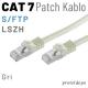 PACIFIC Cat7 S/FTP Halojensiz (LSNH) Patch Kablo 15m