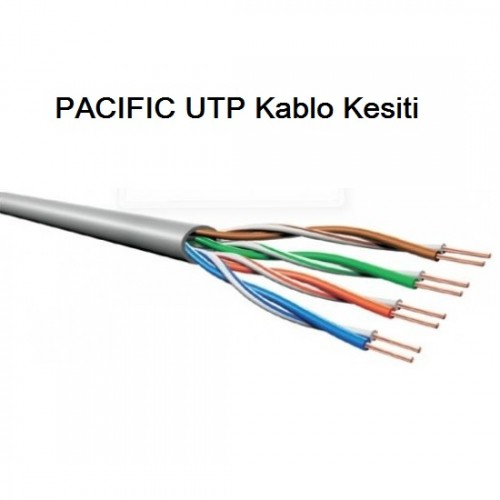 PACIFIC Cat7 UTP Patch Kablo 7,5m