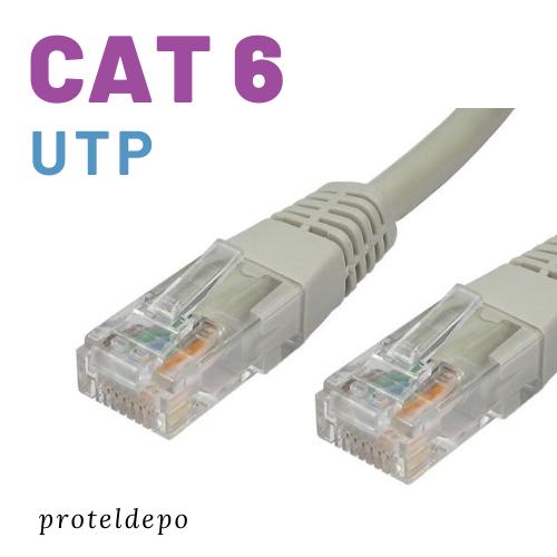 IRENIS Cat6 UTP Patch Kablo 1m