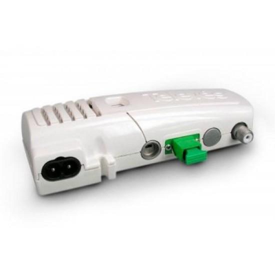 TELEVES VHF/UHF/UYDU Fiber Optik Alıcı (Node)